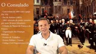 Napoleão Bonaparte - O 18 de Brumário e o Consulado