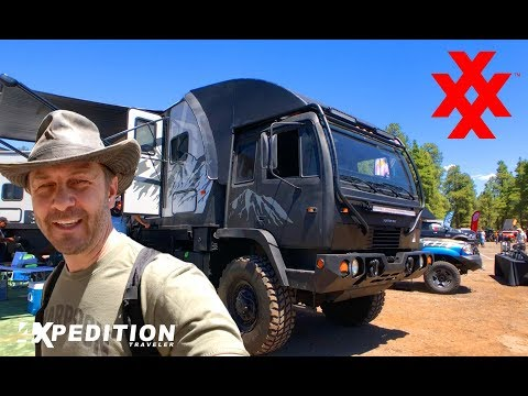 Overland Expo West 2018 by 4XPEDITION