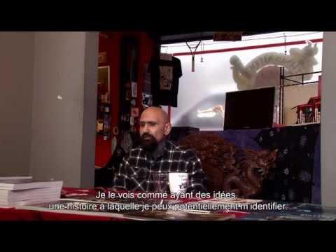 Robert LaSardo en interview pour Daily Movies