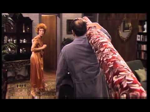 Iris Berben & Diether Krebs - Der Teppichverleger 1985
