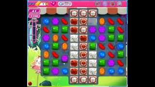 Candy Crush Saga Nivel 970 completado en español sin boosters (level 970)