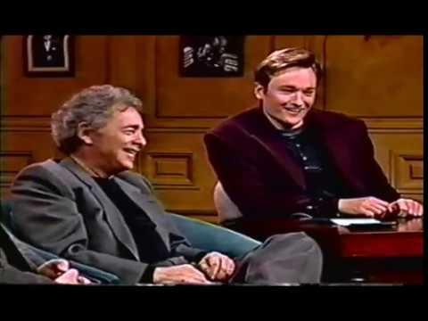 Chuck Barris on Conan 19931103 RIP Chuck 19292017
