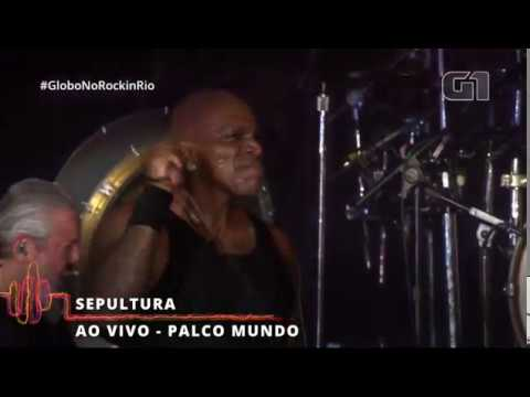 Download Sepultura - Isolation *NEW SONG* Live @Rock in Rio 2019 Mp4 baru