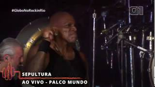 Sepultura - Isolation *NEW SONG* Live @Rock in Rio 2019