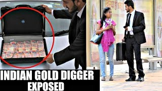 Indian Gold Digger Prank -Part 2 | AVRprankTV
