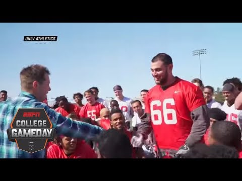 2018 college football walk-ons get full scholarships | College GameDay | ESPN