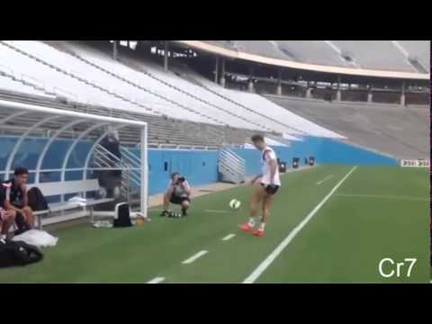 Real Madrid Last Training before - UEFA Super Cup 2014