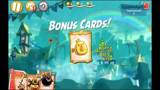 Angry Birds 2 AB2 Mighty Eagle Bootcamp (MEBC) - Season 28 Day 43 (Bubbles + Leonard) screenshot 3