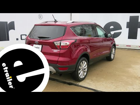 Etrailer | Husky Front And Rear Floor Liners Review - 2018 Ford Escape