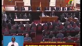 FINAL VERDICT OF ELECTION PETITION