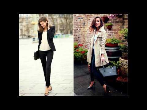 Fashion Style How To Pretty Parisian Chic