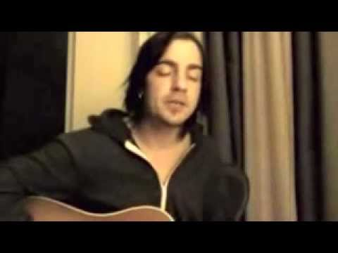 adam gontier's cover of hallelujah.wmv