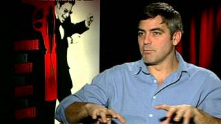 Confessions of a Dangerous Mind: George Clooney Exclusive Interview