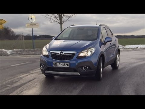 opel mokka im test autotest 2013 adac youtube. Black Bedroom Furniture Sets. Home Design Ideas