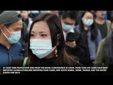Coronavirus kills nine in china as US and Japan bear the brunt of the cruel disease