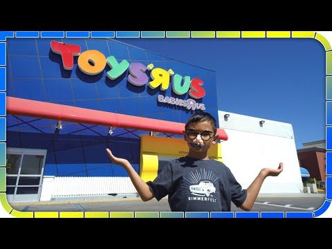 RETURN to Abandoned Toys R Us After 3 Months!!!