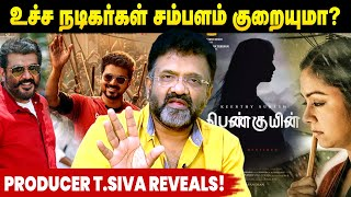 Producer T Siva Interview | Master Release Date - 15-05-2020 Tamil Cinema News