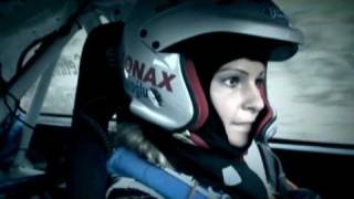 Gambar cover Rally Queen / Burcu Çetinkaya - Discovery Networks Shorts (Produced by Peremeci Film Ltd.)