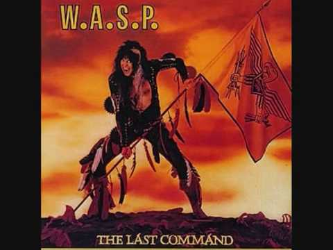W.A.S.P. - Cries In The Night (with Lyrics)