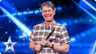 Does Hakuna Matata mean no worries for Mark Holt? | Auditions Week 6 | Britain's Got Talent 2017