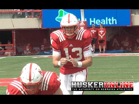 HOL HD: Tanner Lee ready for first start as Huskers QB