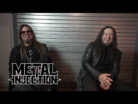Queensrÿche Mad Libs A Review Of Their Own Band, Talks New Album| Metal Injection