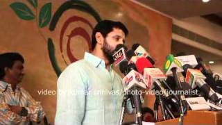 UN NOMINATES VIKRAM TAMIL ACTOR (INDIA) IN       GREEN REVOLUTION HABITAT