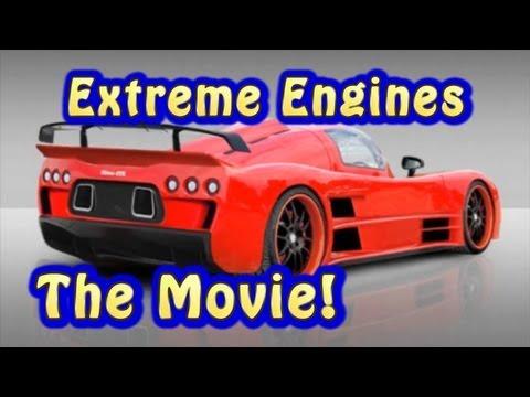 Amazing Extreme Horsepower Engines.  The Movie.  Nelson Racing Engines.  NRE.  Tom Nelson.