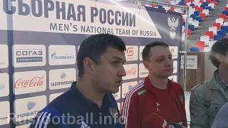 Врач сборной России никакого повреждения у Головина нет