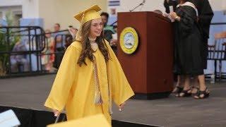 Cape Henlopen High School Class of 2018 Graduation