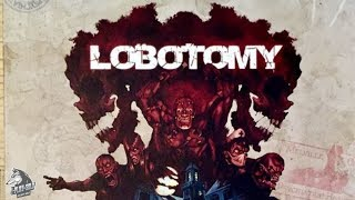 1-Настольная игра Лоботомия (Lobotomy). Расклад игры
