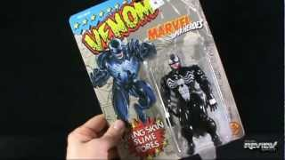 Retro Spot - Toy Biz Marvel Superheroes Venom with Living Skin Slime Pores