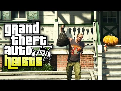 Grand Theft Auto V Heists - Part 19 - SERIES A FUNDING FINALE (Heist #4 Ending)