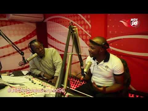 Jalas raps King Kaka's Latest hit song Run Ting ft Phena