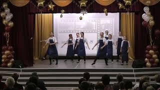 Юбилейный концерт посвященный 70 летию школы № 8 г. Североуральска FullHD версия