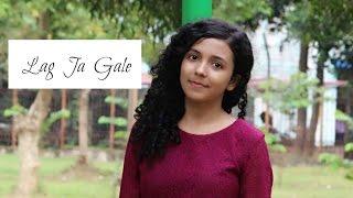 Download Hindi Video Songs - LAG JA GALE (cover) | Shreya Karmakar ft. Arpan Jain