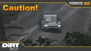 Dirt Rally: Slippery When Wet - Ford Focus RS WRC01 2001