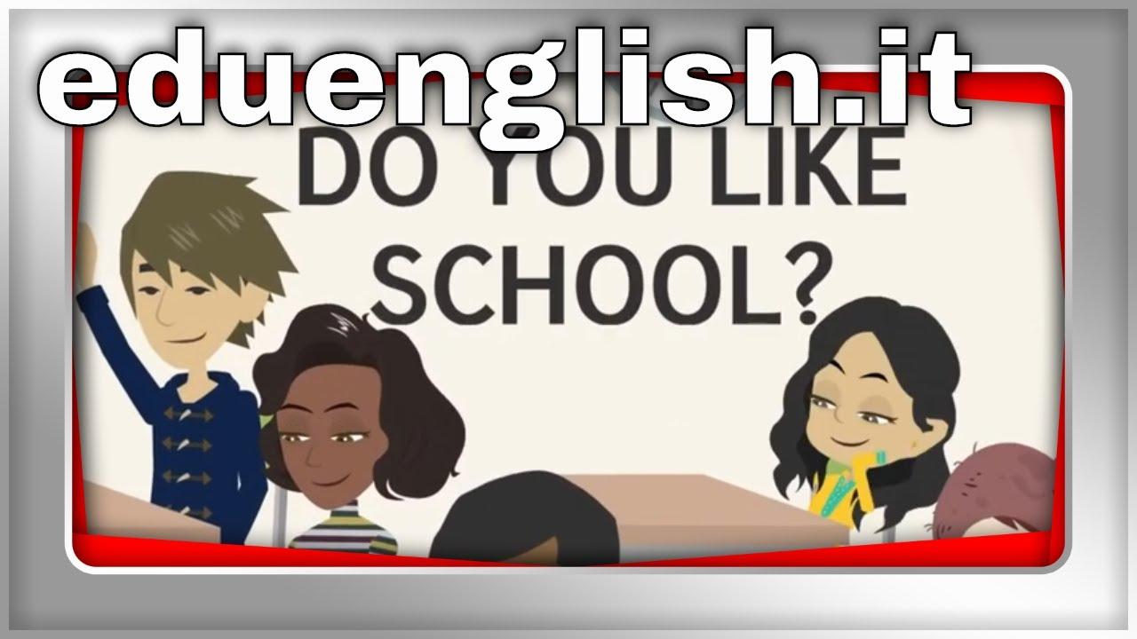 School Objects | Oggetti scolastici in Inglese per la scuola primaria