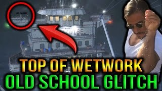 MWR - Top Of Wetwork Insane Glitch! *How To Get Custom Classes Into Old School Mode*
