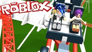 NEW LOOK IN THE ATTRACTION PARK ? THEME PARK ROBLOX