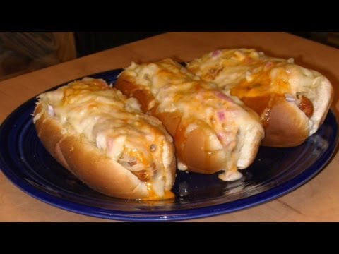 Reuben Hot Dogs with Michael's Home Cooking