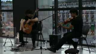Baixar Yuval Avital and Wisam Gibran experimental Middle-Eastern music