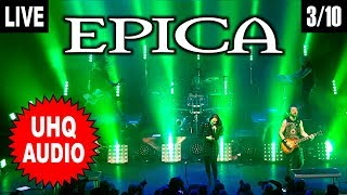 EPICA: Fight Your Demons - London UK 13/4/18 *UHQ AUDIO* (3/10)