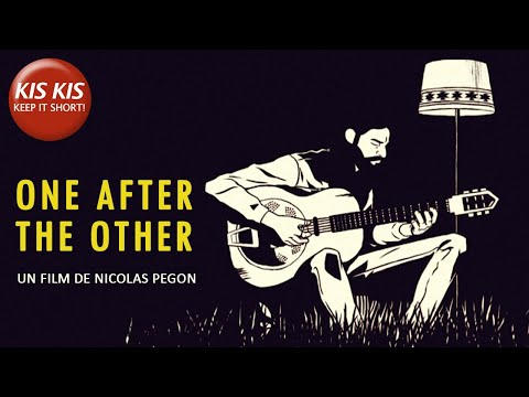 One after the other (Trailer) - Animated documentary about Grant Sabin - by Nicolas Pégon