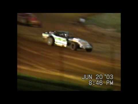 6 20 03 Modifieds Bloomington Speedway