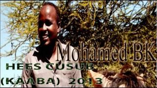 Mohamed PK iyo hees cusub (KAABA) somali music 2013