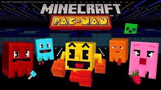 Minecraft PAC-MAN - Official DLC Lauch Trailer (2020)