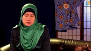 Украинка выучила Коран наизусть