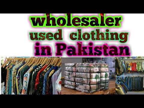 How To Purchase Used Clothing Bulk Rate All In World Best Video
