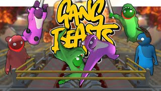 Der witzigste BUG ever! | Gang Beasts